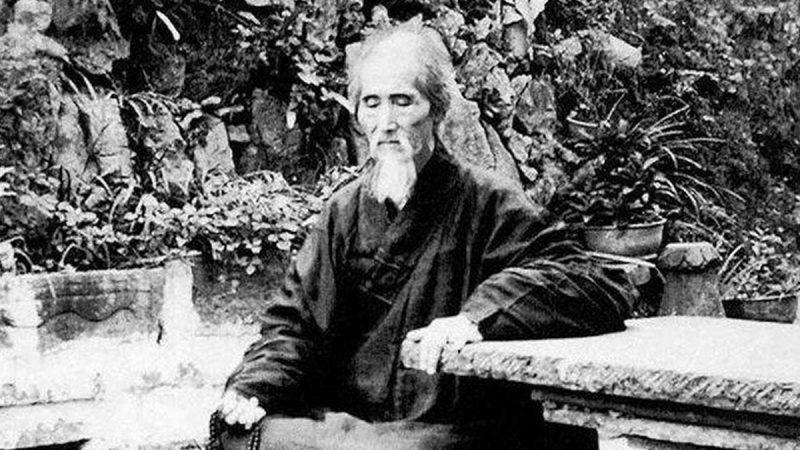 中國第一高僧為蔣介石預言 毛澤東想見被拒