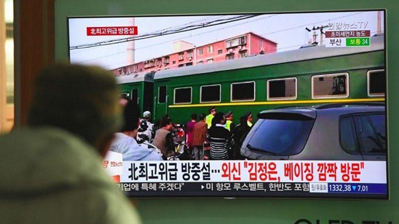 韩媒:朝鲜高层突然访华 疑商讨两件大事