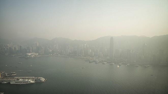 中國多地限電停工 重度陰霾詭異再現