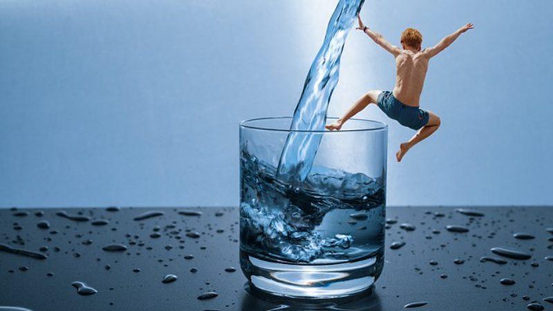 喝水能減肥?有人這個時間喝水4個月減34斤