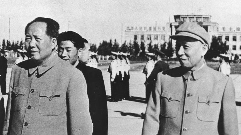 毛澤東死前罕見嚎啕大哭:天降異象自知來日無多