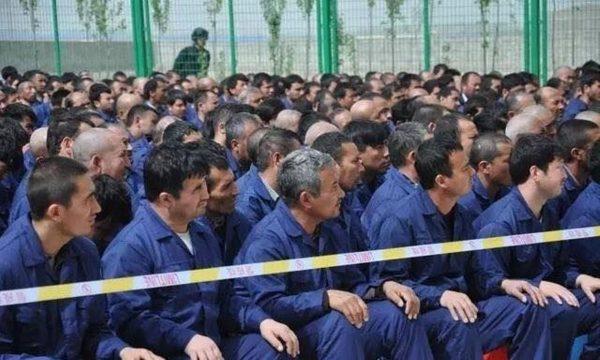 赵凤华:中共集中营里的奴役和种族灭绝