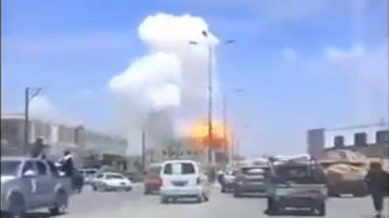 2所學校附近爆炸後 沙特聯軍對也門叛軍發動攻勢