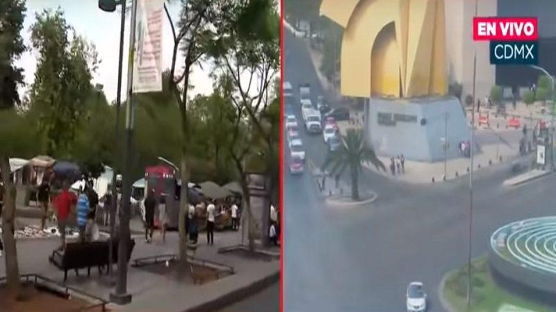 墨西哥5.7地震深度仅18公里 尚无损坏通报