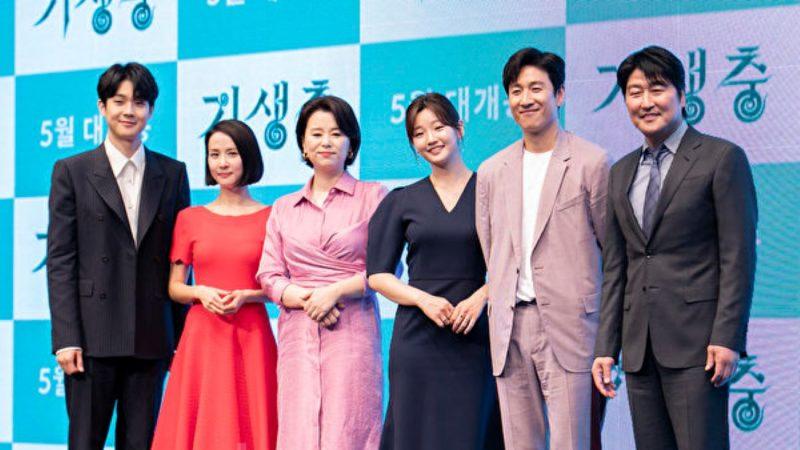 宋康昊演《寄生上流》 与导演奉俊昊四度合作