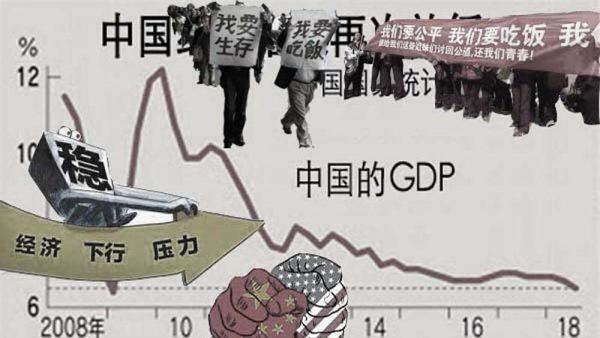 學者:北京拒絕改革 將迎史無前例經濟衰退