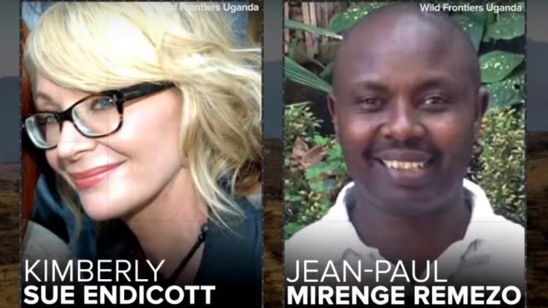 美國女遊客烏干達遭綁架 已安全獲釋