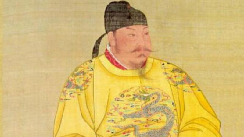 【千古英雄人物】唐太宗(30) 天朝風采