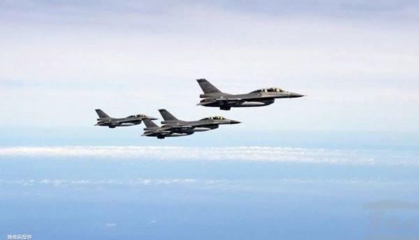 共机侵台海中线 美方AIT促北京放弃胁迫台湾