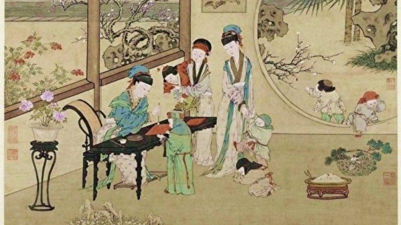 給皇后當老師的女人——「儒林女聖」班昭