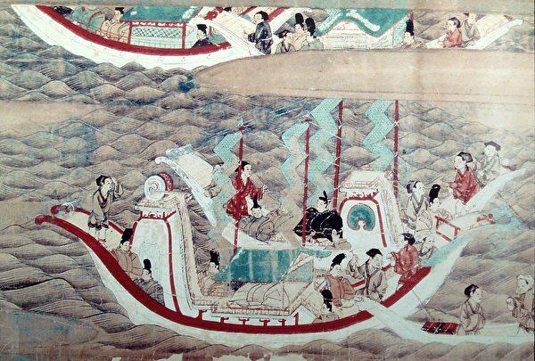 鑒真東渡日本考古新發現 起航點在江蘇黃泗浦