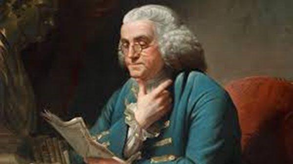 【江峰时刻】美国第一公民 他用一生形成了美国性格—本杰明· 富兰克林