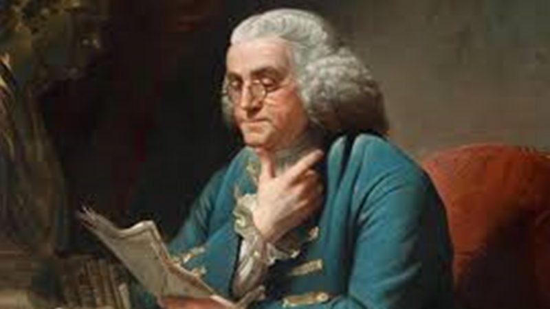 【江峰時刻】美國第一公民 他用一生形成了美國性格—本傑明· 富蘭克林