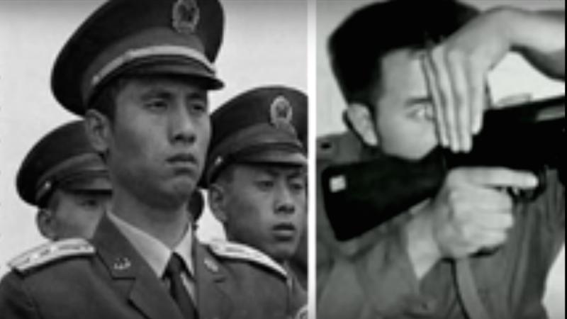 中共不能說的祕密:北京使館區軍官掃射行人案!