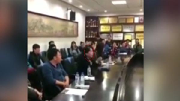 吉林長春女副局長火了 指責市民「聽不懂話」(視頻)