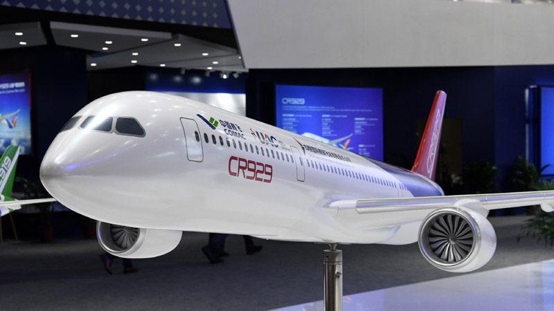 「友好象徵」蒙陰影 中俄大型客機合作項目爆內訌