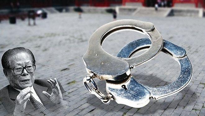 密级史料:江泽民遭通缉 东藏西躲大半年