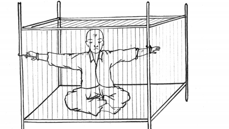 """关""""小号""""折磨100多天 刘建霞监狱里被迫害命危"""
