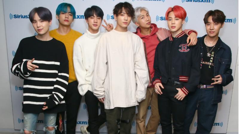 BTS迷你六輯火速摘冠 新輯推出致兩系統當機