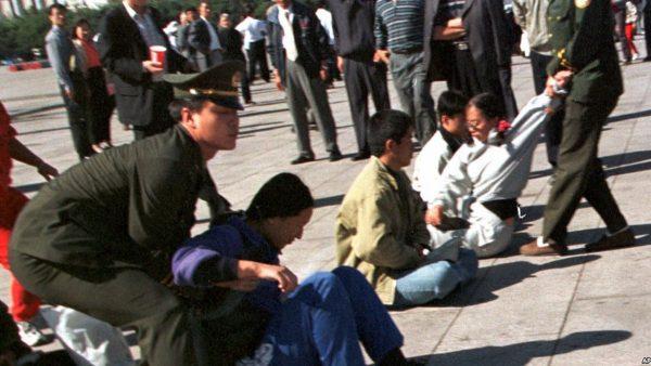 鎮壓法輪功20年後 中國宗教迫害更深更廣