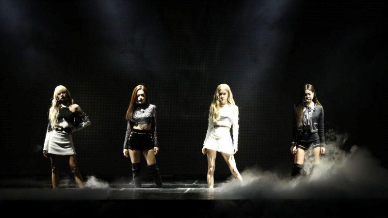 BLACKPINK美音樂節演出 將於時代廣場直播