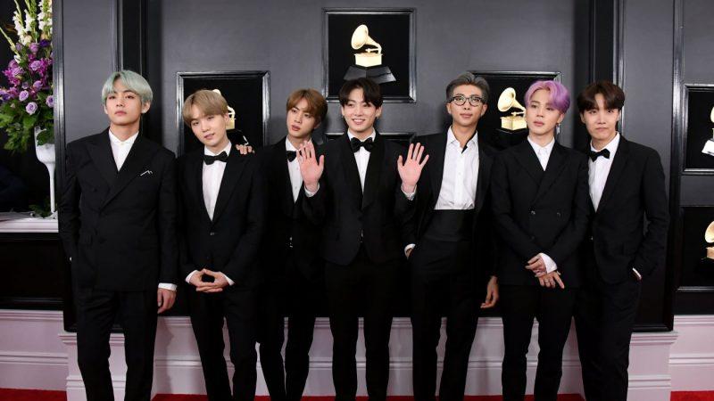 BTS新作首周卖破213万张 MV创三项世界纪录