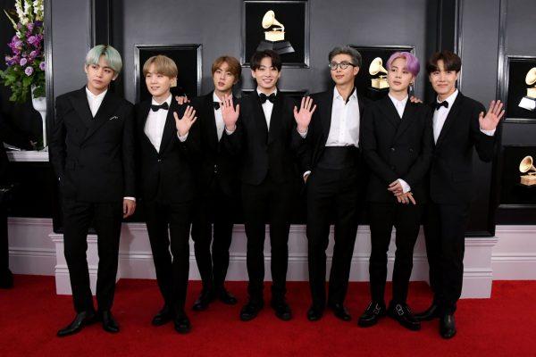 BTS入围告示牌音乐奖最佳团体 韩国歌手首例