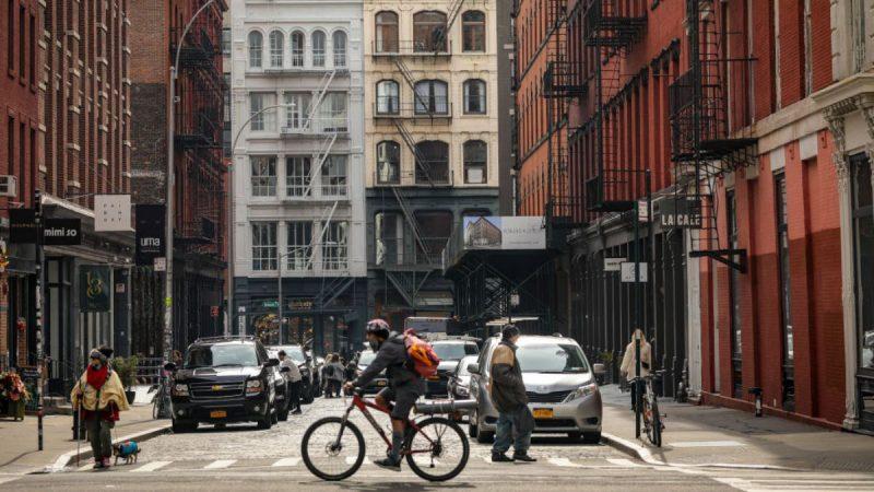 媒體:紐約開徵堵車費 Uber全力支持事出有因