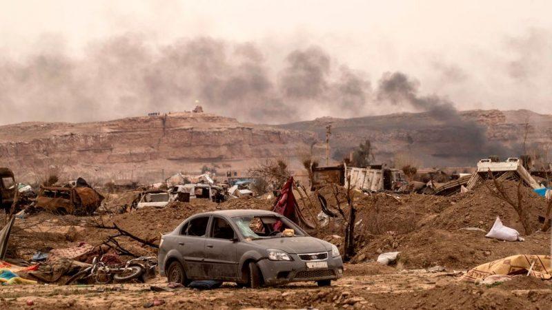 死灰复燃 IS深入沙漠2天杀27名叙军