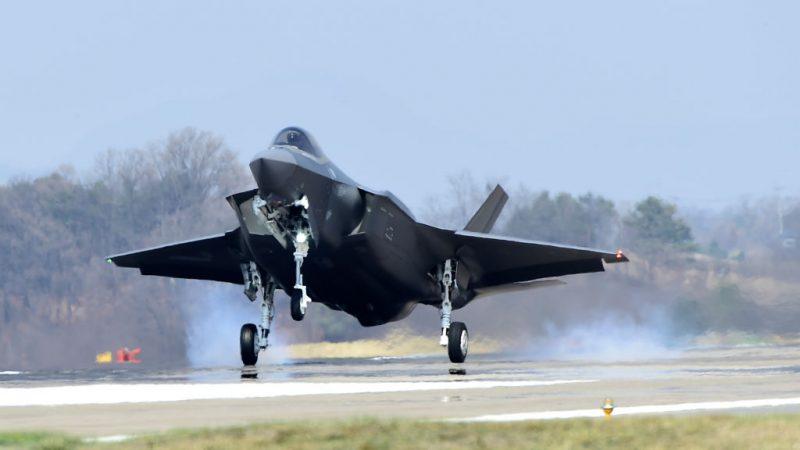 土購俄飛彈防禦系統 美停止交付F-35設備