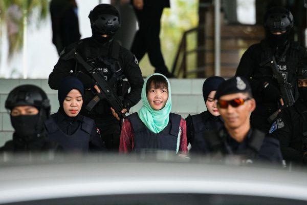 金正男毒殺案 越籍女嫌或5月獲釋