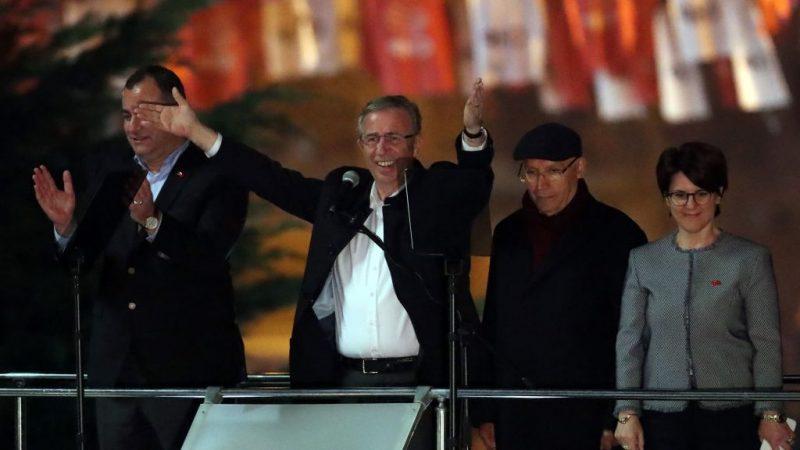 土耳其地方选举 安卡拉恐变天 伊斯坦堡陷拉锯