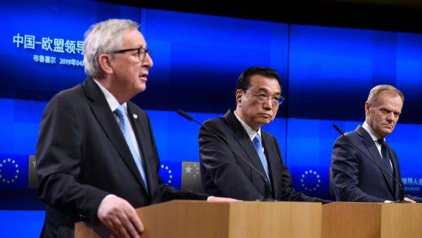 李克強歐洲「歷險記」歐盟最後一刻罕見強硬
