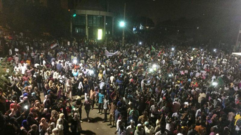 周曉輝:蘇丹「老朋友」被罷黜 中共又遭打擊