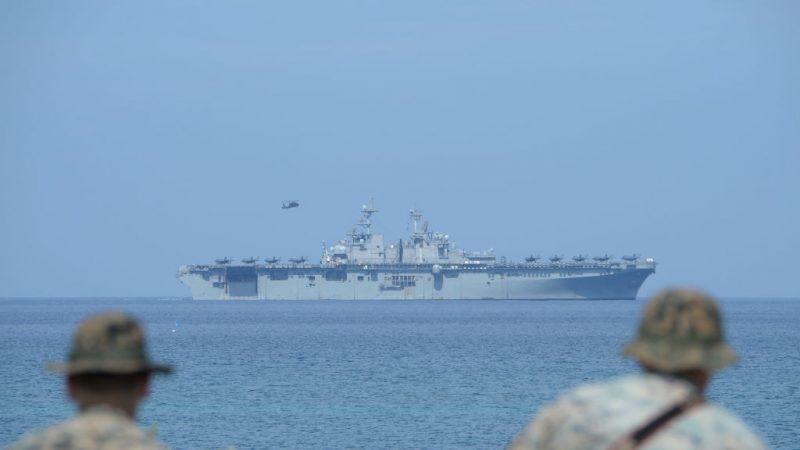一場中共至今避提的海戰 曝出中共南海棄島內幕
