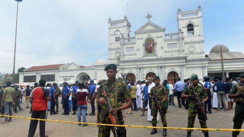 斯国第8起爆炸案 3名警察殉职 已逮捕13人