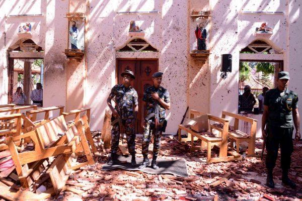 斯里蘭卡爆炸攀升290死 男子兩度逃離爆炸現場