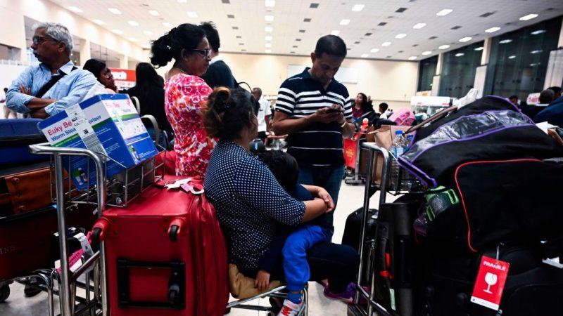 斯里蘭卡8連爆 國際機場發現第9顆炸彈