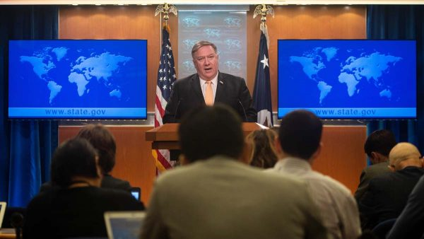 美将终止伊朗制裁豁免 路透:中共被重创