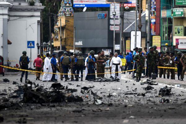 斯里蘭卡恐攻早預警 國安會不聽總理疑誤事