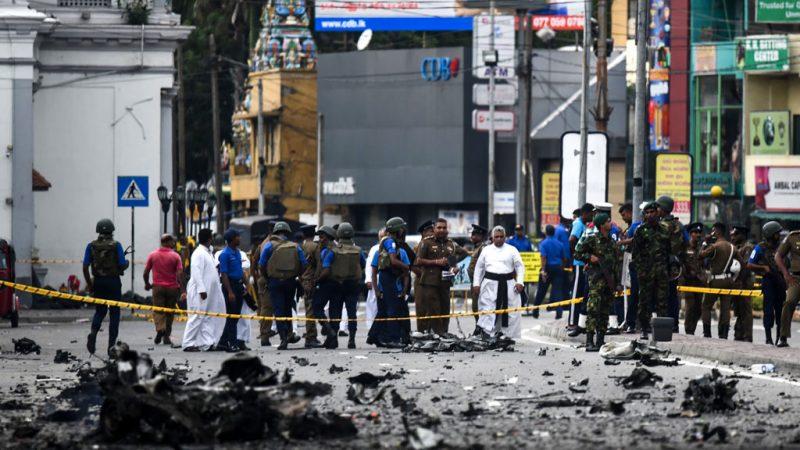 斯里兰卡恐攻早预警 国安会不听总理疑误事