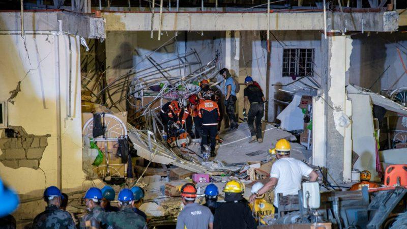 菲律賓地震已攀升15死 薩馬島又發6.5強震
