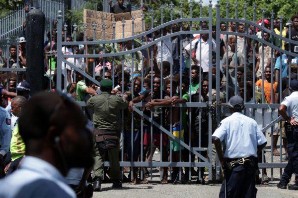 蘇嘉瓦瑞第4度當選總理 索羅門陷入暴動
