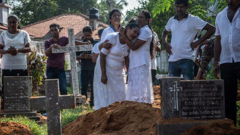 斯里兰卡死亡人数攀升至359人  凶嫌均是纨绔子弟