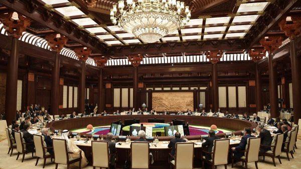 一帶一路論壇再現土豪外交 中共對歐官員聲色俱厲