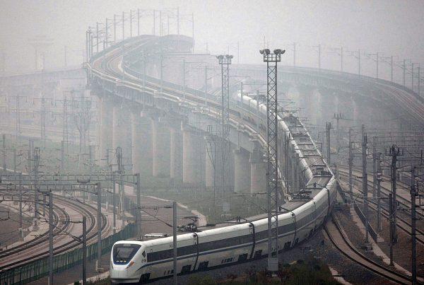 """""""新丝绸之路""""破灭?俄媒:普京反对中俄高铁项目"""