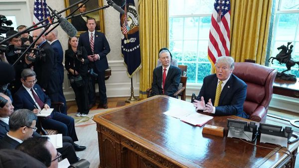 謝田:川普的談判藝術讓中共抓狂(上)