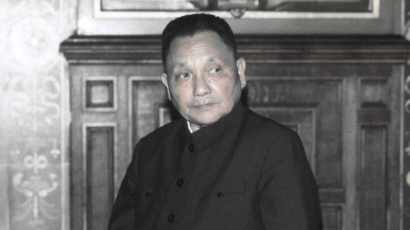邓小平曾遭7次暗杀 胡锦涛解密内幕