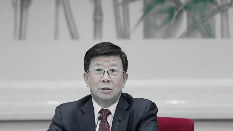 赵克志因祸得福入主公安部 习近平最初没选他