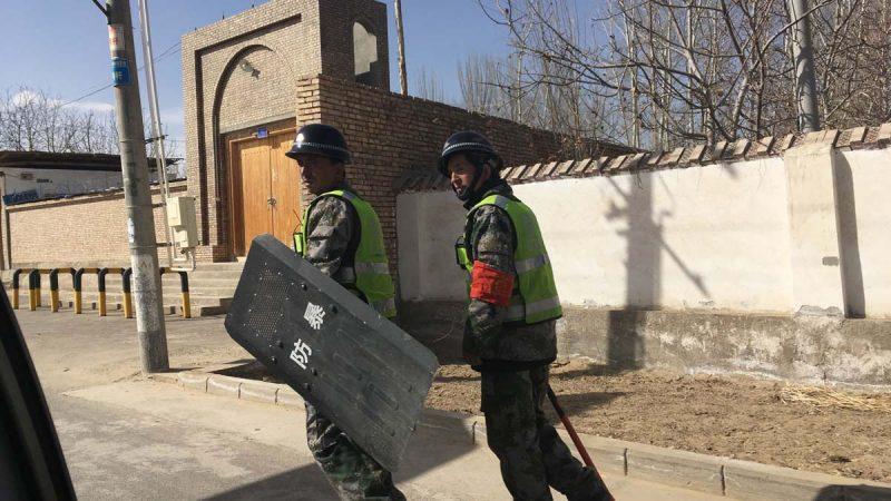 陈全国新疆监控模式成样板 中国各地效仿引进